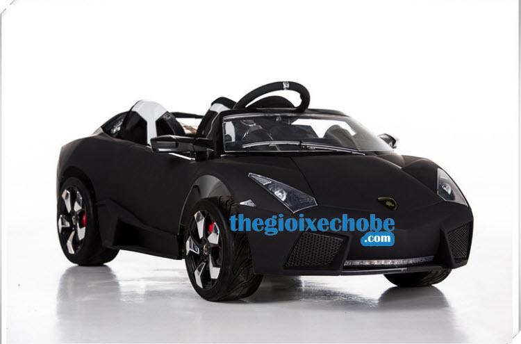 Xe ôtô điện trẻ em LS-518 (Bánh cao su)
