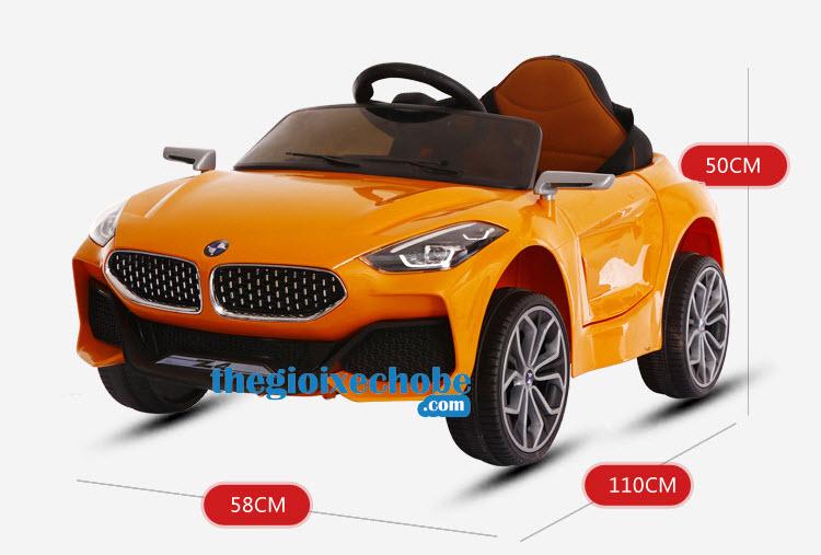 Xe ô tô điện trẻ em Z4