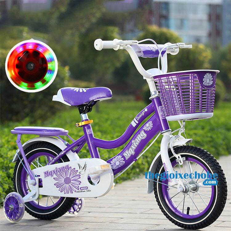 Xe đạp trẻ em 26D - Điệu đà cho bé gái