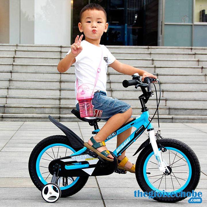 Xe đạp trẻ em RoyalBaby FreeStyle Space No1 RB-17 giúp con biết đi sớm
