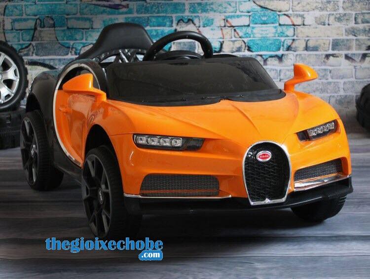 Xe ô tô điện trẻ em BDQ-1188 màu cam