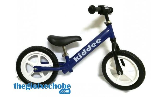Xe thăng bằng cho bé Kiddee màu xanh dương