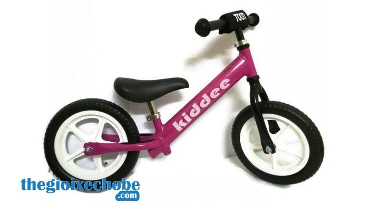 Xe thăng bằng cho bé Kiddee màu tím