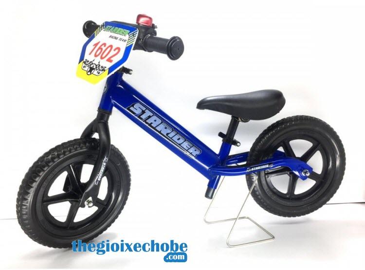 Xe thăng bằng cho bé Starider Pro màu xanh