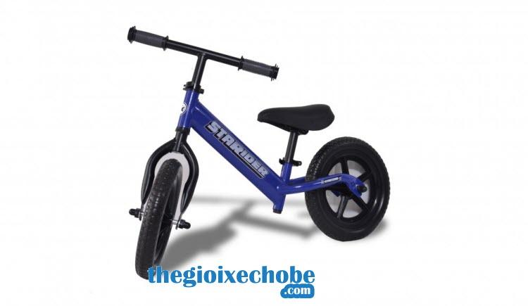 Xe thăng bằng cho bé Starider Lite màu xanh