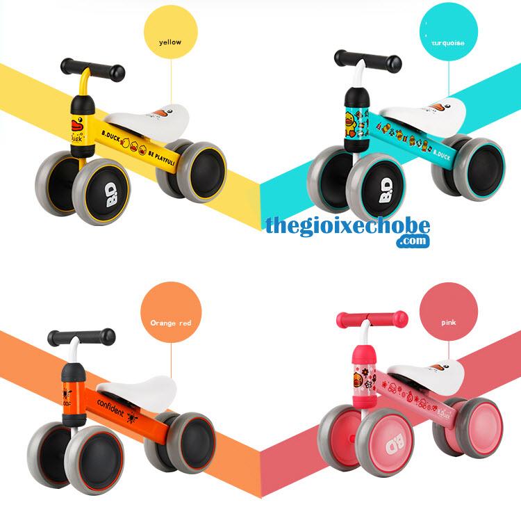 Xe thăng bằng cho bé YBE-9988 nhiều màu sắc cho bé lựa chọn