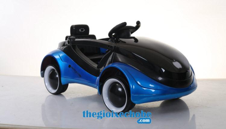 Xe ô tô điện trẻ em MG-158 màu xanh dương