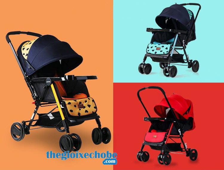 Xe đẩy cho bé Seebaby T11 nhiều màu sắc