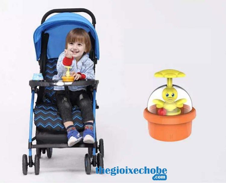 Xe đẩy cho bé Baobaohao 723 màu xanh