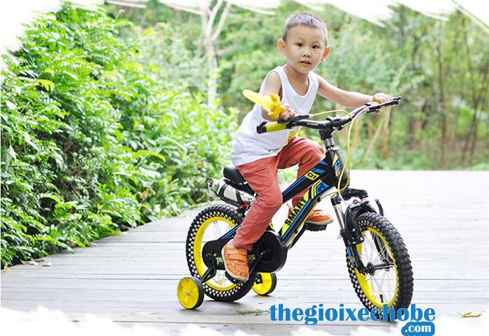 Xe đạp trẻ em Aier -99B là món quà tuyệt vời cho còn yêu