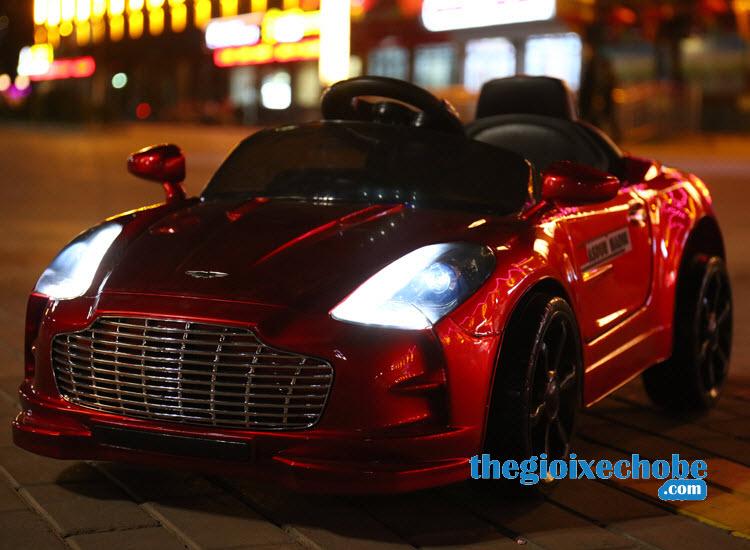 Hệ thống đèn led xe ô tô điện trẻ em XL-5200