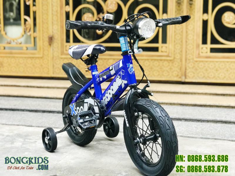 Xe đạp trẻ em cao cấp XAL size 12 inch
