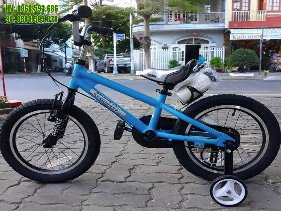 Xe đạp Royalbaby free style aluminum B-7