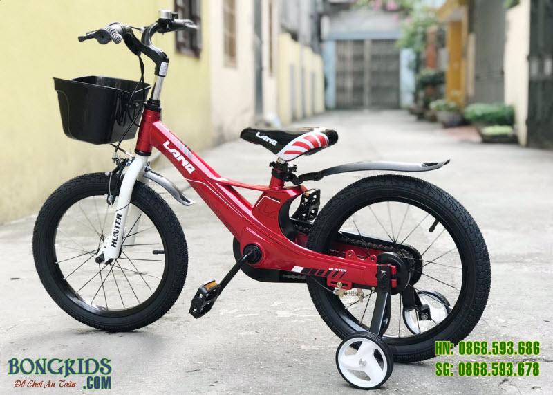 Xe đạp trẻ em cao cấp lanq