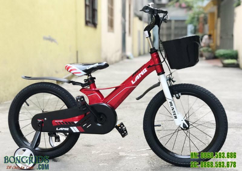 Xe đạp LANQ 40 dễ thương cho bé gái