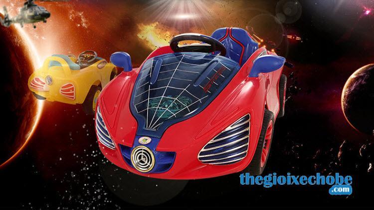 Xe ô tô điện trẻ em YH - 99159 màu đỏ